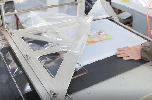 塑料砧板生产设备
