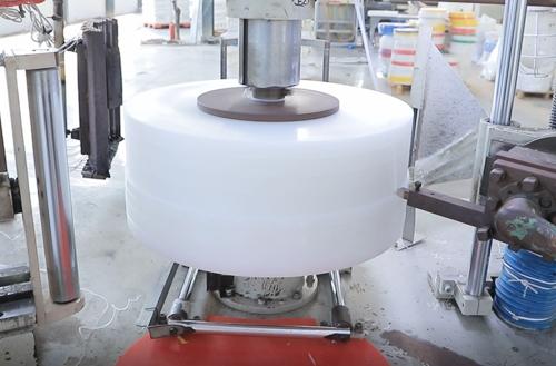 塑料菜墩生产设备